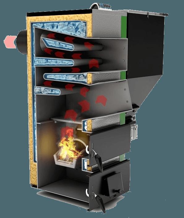 MCE biomasa nierdzewna kociol V4