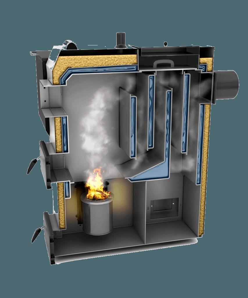 MCE biomasa nierdzewna v7 plus paliwo